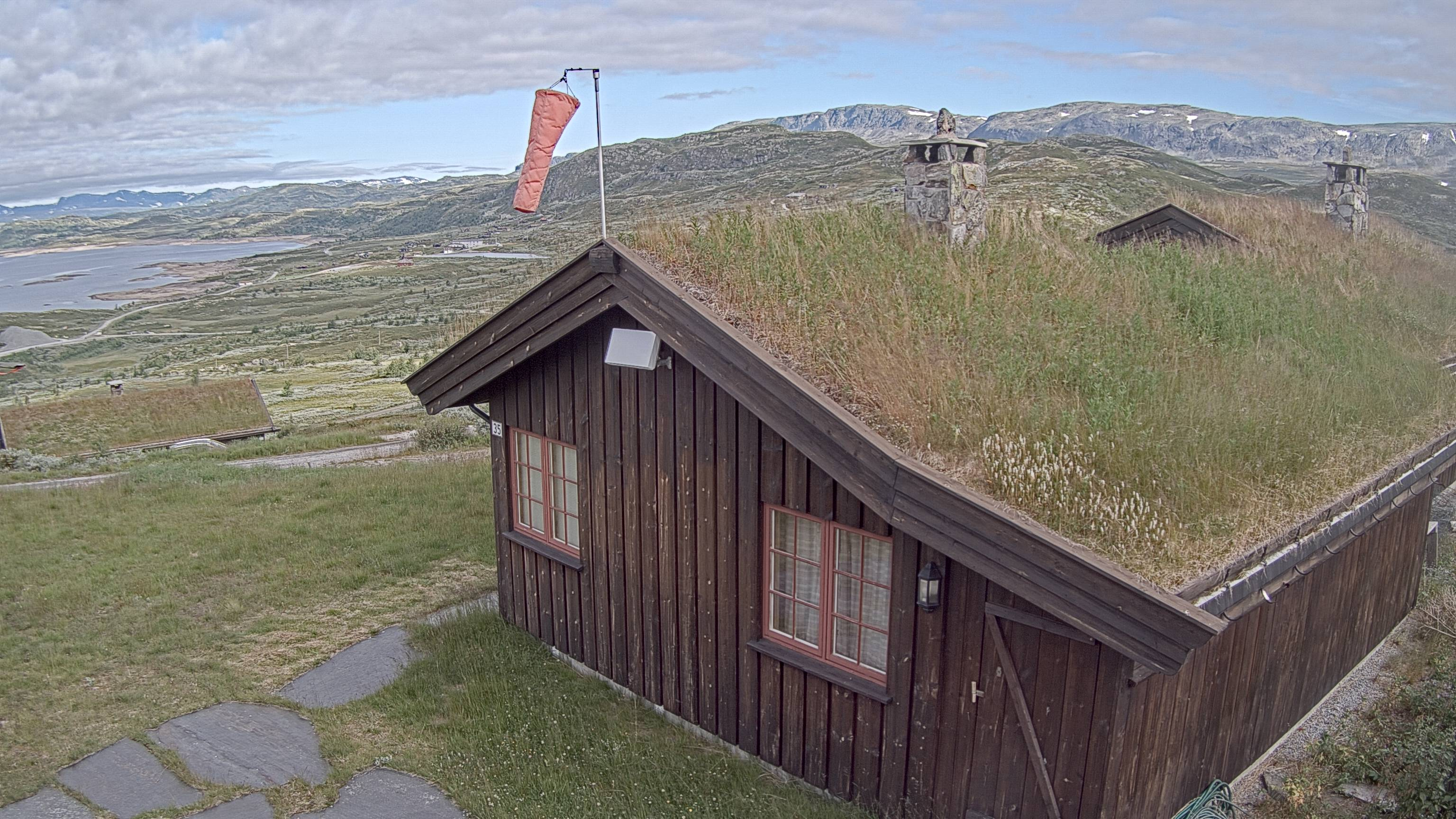 Webcam Bergsjø, Ål, Buskerud, Norwegen