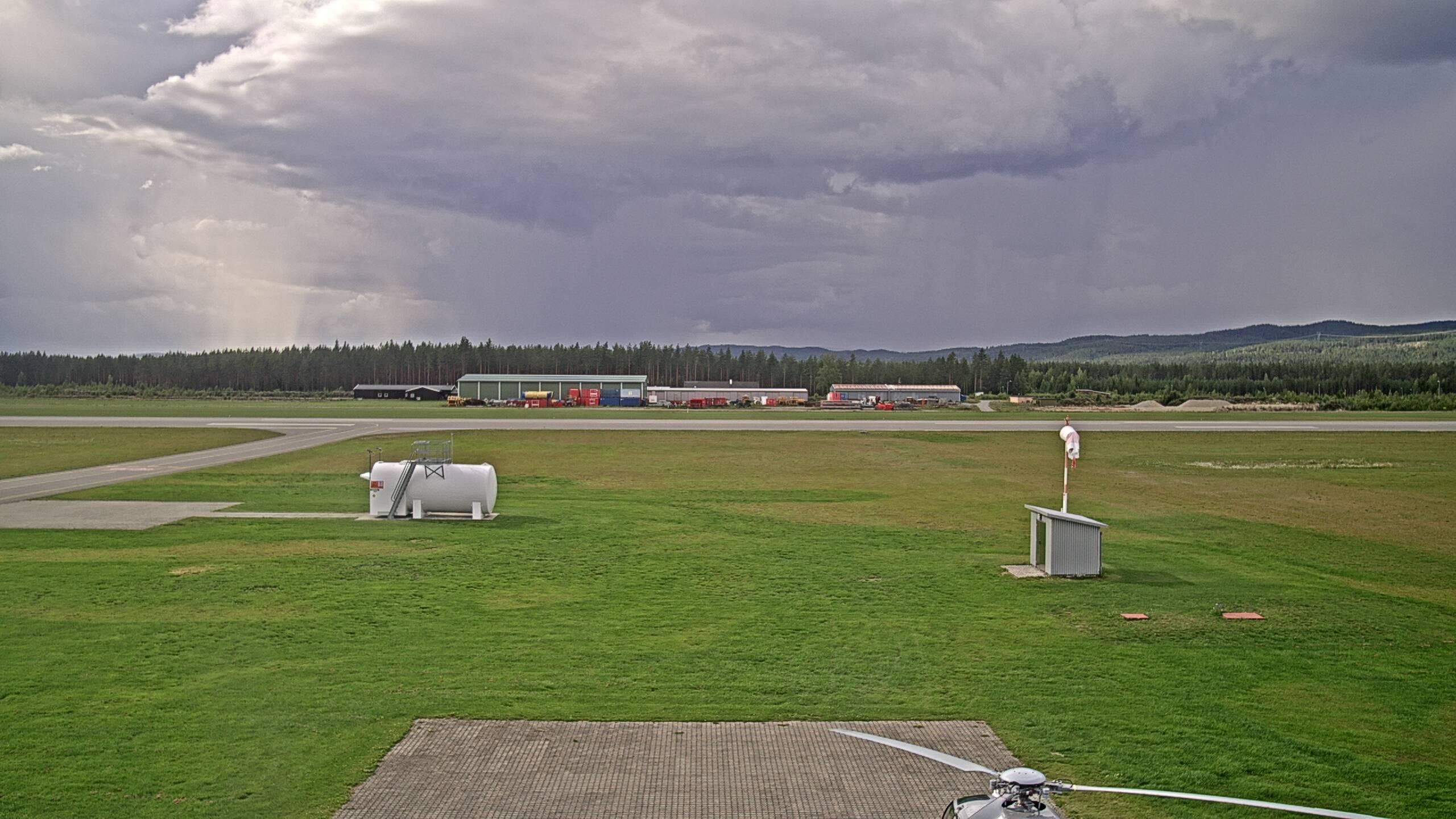 Webcam Eggemoen, Ringerike, Buskerud, Norwegen